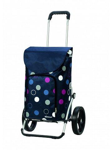 Andersen ROYAL SHOPPER® KIRA, modrá,kolečko standard