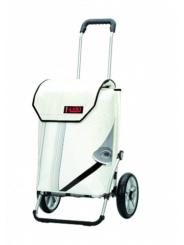 Taška na kolečkách Andersen ROYAL SHOPPER® TRUCK A7 - taška z použité plachty nákladních vozidel - každá taška unikát!