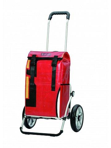 Taška na kolečkách Andersen ROYAL SHOPPER® TRUCK A9 - taška z použité plachty nákladních vozidel - každá taška unikát!