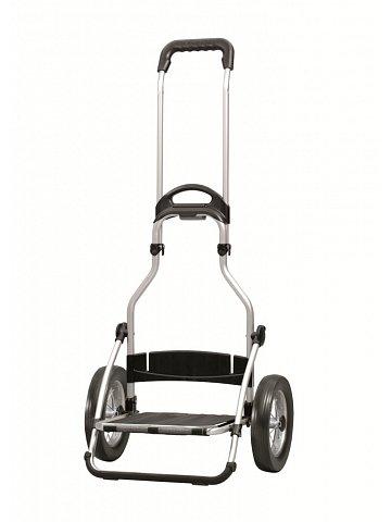 Andersen ROYAL SHOPPER® SENTA, černo-bílá, kolečko ocel.drát