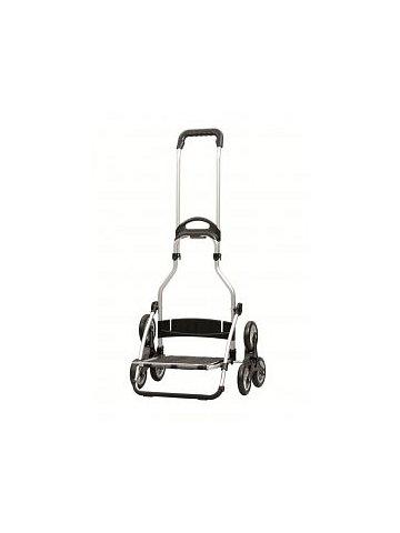 Nákupní taška Andersen TREPPENSTEIGER ROYAL SHOPPER® NORA - DO SCHODŮ, černá