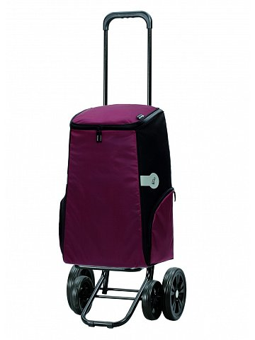 Andersen QUATTRO SHOPPER® HARON, bordó