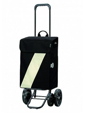 Taška na kolečkách Andersen QUATTRO SHOPPER® VIKA, bílá