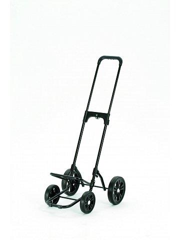 Taška na kolečkách Andersen QUATTRO SHOPPER® SILA, stříbrná