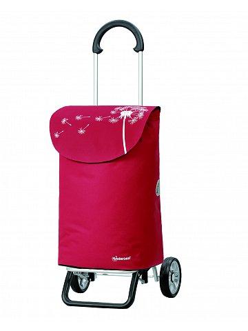 Taška na kolečkách Andersen SCALA SHOPPER® PLUS BEA, červená