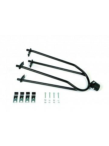 Přípojný mechanismus Andersen R1-BigEasy k připojení tašky na kolečkách  k jízdnímu kolu, bez zámku