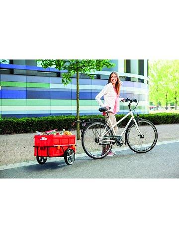Přívěsný vozík za jízdní kolo a pro volný čas Andersen FUN