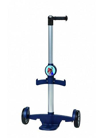 Vozík na školní tašku Andersen newschool SHOPPER® Aluminium, modrý