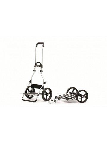 Taška na kolečkách Andersen ROYAL SHOPPER® SENTA, černo-bílá, kolečko standard, 49l