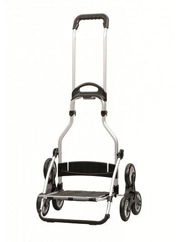 Nákupní taška Andersen TREPPENSTEIGER ROYAL SHOPPER® SENTA - DO SCHODŮ, černá