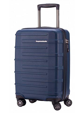 Kufr na kolečkách Hauptstadtkoffer OSTKREUZ, 37l, TSA zámek, tmavě modrý
