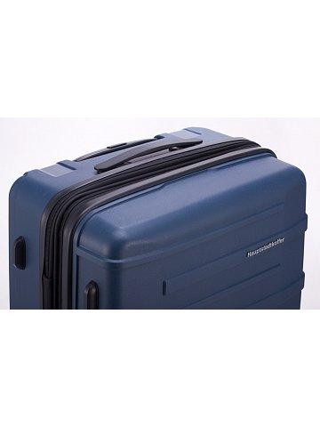 Kufr na kolečkách Hauptstadtkoffer OSTKREUZ, 82l, TSA zámek, tmavě modrý