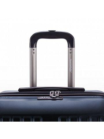 Kufr na kolečkách Hauptstadtkoffer X-BERG, 126l, TSA zámek, tmavě modrý, matný