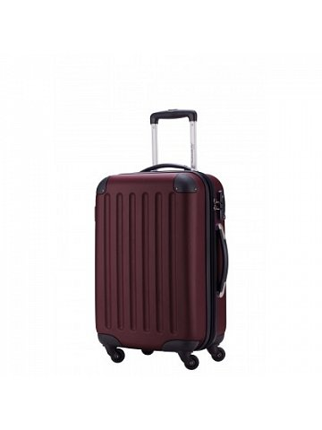 Kufr na kolečkách Hauptstadtkoffer SPREE, 49l, TSA zámek, burgund