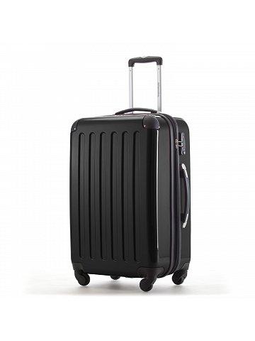 Kufr na kolečkách Hauptstadtkoffer ALEX, 74l, TSA zámek, černý