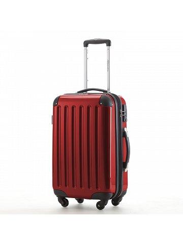Kufr na kolečkách Hauptstadtkoffer ALEX, 42l, TSA zámek, červený