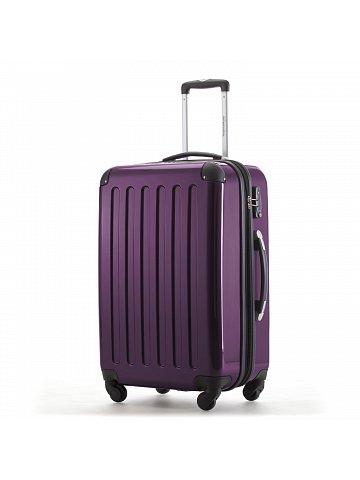 Kufr na kolečkách  Hauptstadtkoffer ALEX, 74l, TSA zámek, fialový