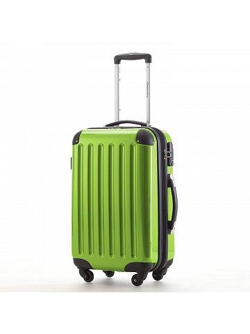 Kufr na kolečkách  Hauptstadtkoffer ALEX, 42l, TSA zámek, zelené jablko