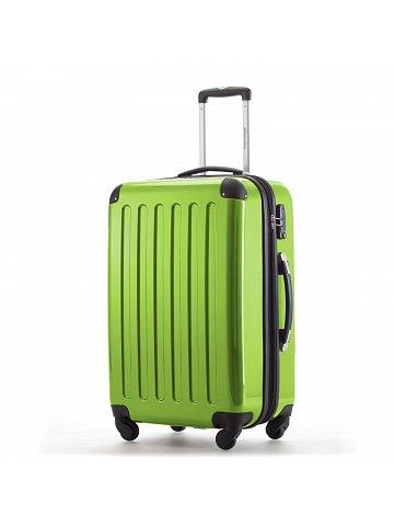 Kufr na kolečkách  Hauptstadtkoffer ALEX, 74l, TSA zámek, zelené jablko