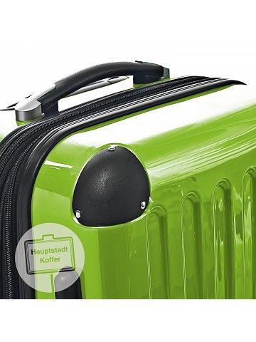 Kufr na kolečkách Hauptstadtkoffer ALEX, 119l, TSA zámek, zelené jablko