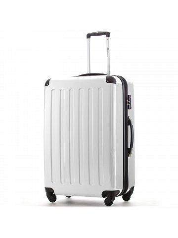 Kufr na kolečkách Hauptstadtkoffer ALEX, 119l, TSA zámek, bílý