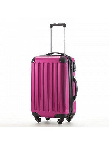 Kufr na kolečkách  Hauptstadtkoffer ALEX, 42l, TSA zámek, fialový