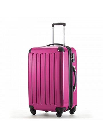 Kufr na kolečkách Hauptstadtkoffer ALEX, 74l, TSA zámek, světle fialový