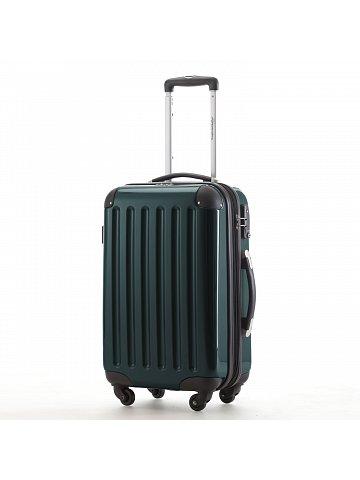 Kufr na kolečkách  Hauptstadtkoffer ALEX, 42l, TSA zámek, zelená lesní