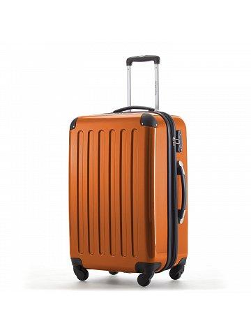 Kufr na kolečkách Hauptstadtkoffer ALEX, 74l, TSA zámek, oranžová