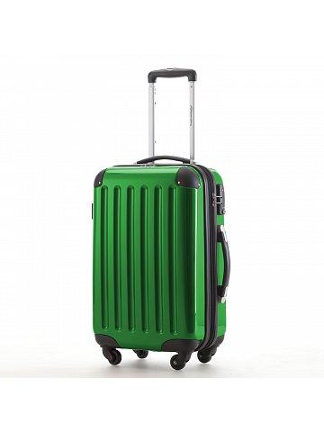 Kufr na kolečkách Hauptstadtkoffer ALEX, 42l, TSA zámek, zelený