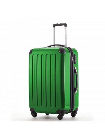 Kufr na kolečkách  Hauptstadtkoffer ALEX, 74l, TSA zámek, zelený