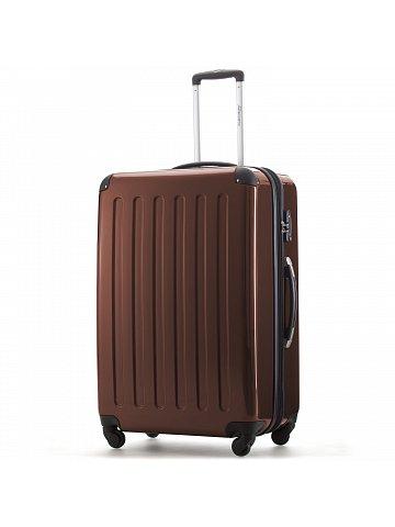 Kufr na kolečkách Hauptstadtkoffer ALEX, 119l, TSA zámek, hnědý