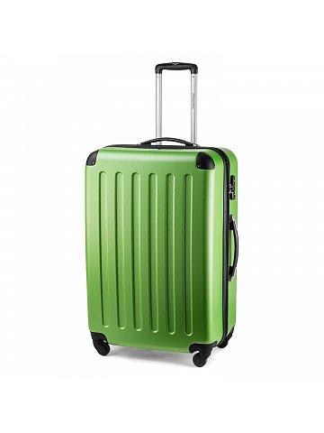 Kufr na kolečkách Hauptstadtkoffer SPREE, 128l, TSA zámek, zelený
