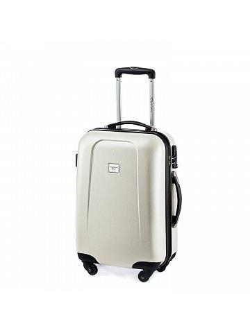 Kufr na kolečkách Hauptstadtkoffer WEDDING, 42l, TSA zámek, bílý