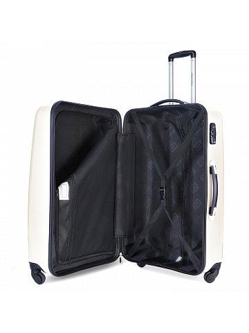 Kufr na kolečkách Hauptstadtkoffer WEDDING, 103l, TSA zámek, bílý