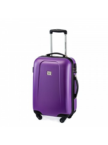 Kufr na kolečkách Hauptstadtkoffer WEDDING, 42l, TSA zámek, fialový