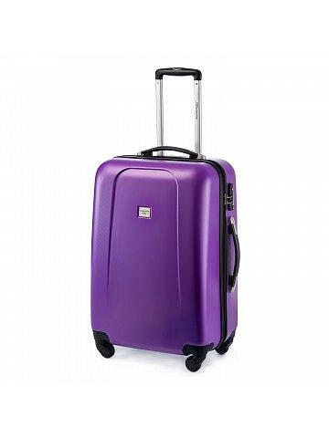 Kufr na kolečkách Hauptstadtkoffer WEDDING, 67l, TSA zámek, fialový