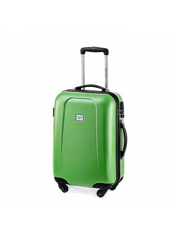 Kufr na kolečkách Hauptstadtkoffer WEDDING, 42l, TSA zámek, zelený