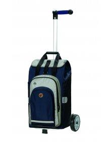 Nákupní taška na kolečkách Andersen Unus Shopper Hydro 2.0 modrá