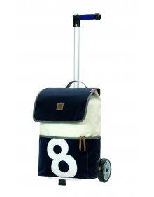 Nákupní taška na kolečkách Andersen Unus Shopper 360° Mole8