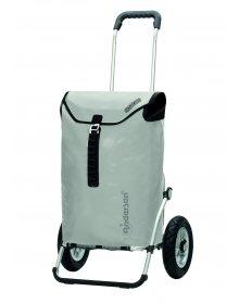 Nákupní taška na kolečkách Andersen Royal Shopper Ortl. šedá