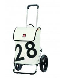 Nákupní taška na kolečkách Andersen Royal Shopper 360°Luv 28