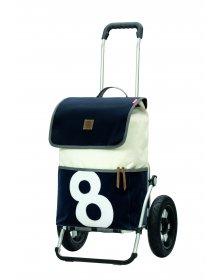 Nákupní taška na kolečkách Andersen Royal Shopper 360° Mole8
