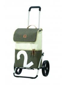 Nákupní taška na kolečkách Andersen Royal Shopper 360° Mole2
