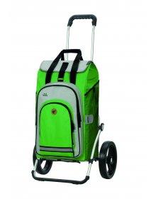 Nákupní taška na kolečkách Andersen Royal Shopper Hydro 2.0 zelená