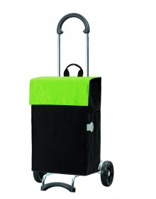 Nákupní taška na kolečkách Andersen SCALA SHOPPER® HERA, zelená