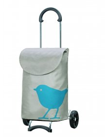 Andersen SCALA SHOPPER® BIRD, modrá tyrkys
