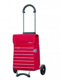 Nákupní taška na kolečkách Andersen SCALA SHOPPER® LINI, červená, 34l