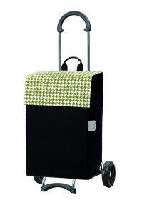 Nákupní taška na kolečkách Andersen SCALA SHOPPER® IKO, zelená, 44l