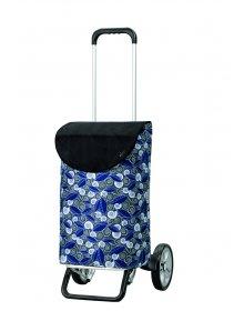 Nákupní taška na kolečkách Andersen ALU STAR SHOPPER® SUSI, modrá, 39l